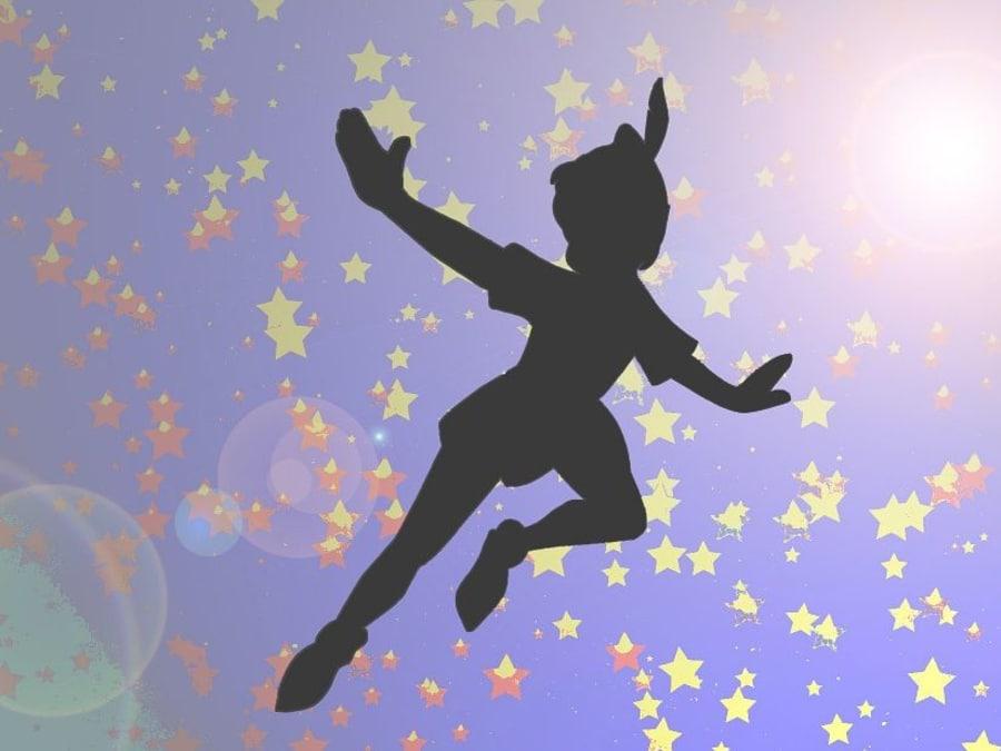 Anniversaire Peter Pan 3-7 ans à domicile