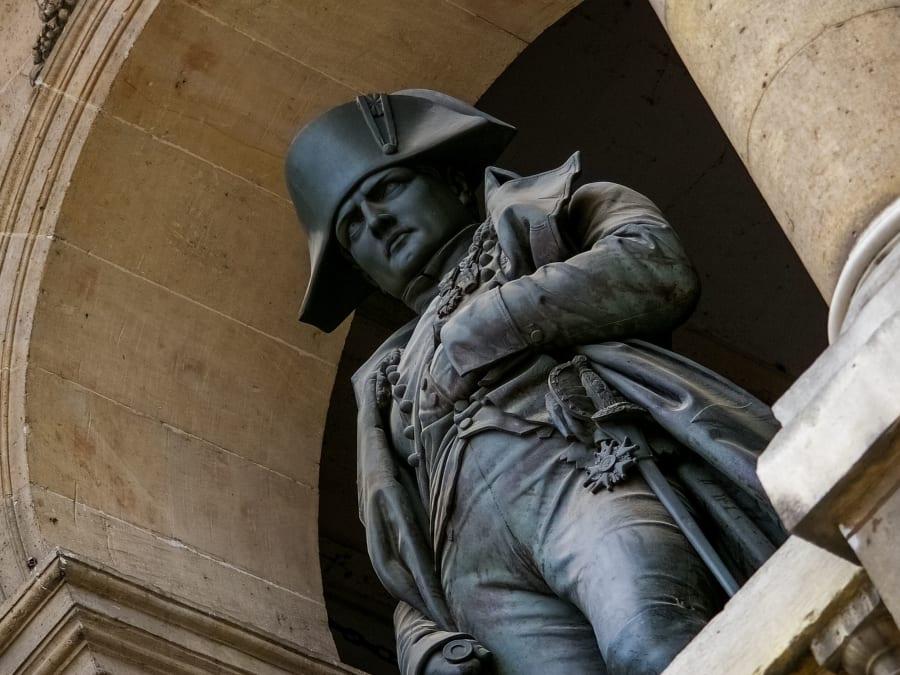 Anniversaire Napoléon ou Chevalier au Musée des Invalides