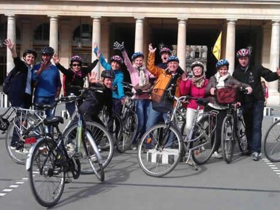 Team Building Rallye Vélo au Coeur de Paris