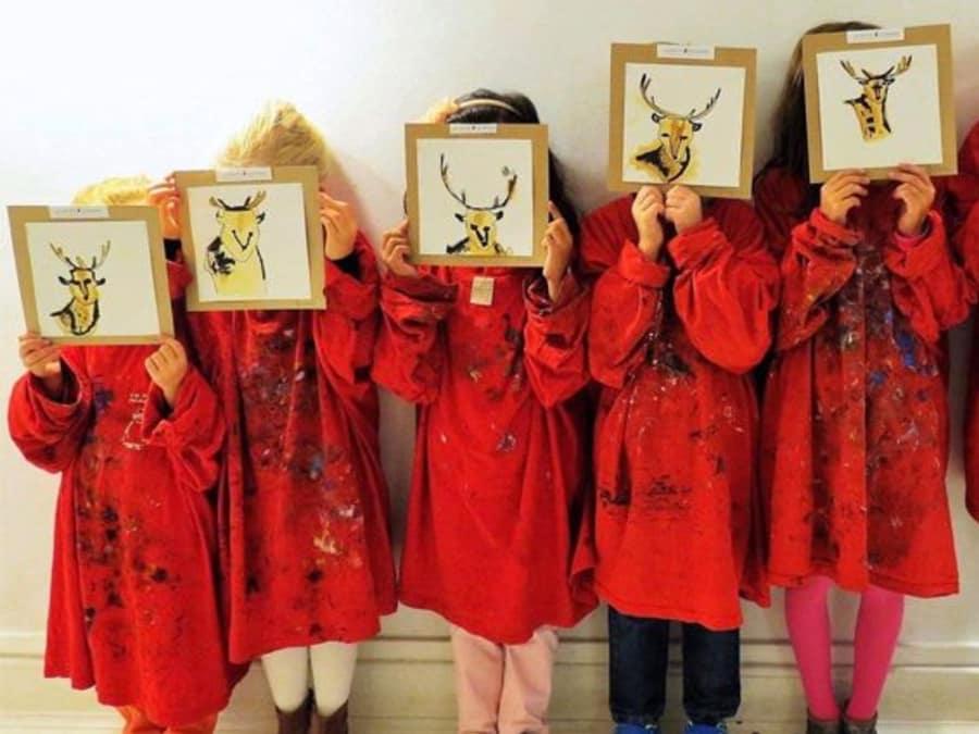 Stage vacances artistiques pour enfants 4/10 ans à Lyon