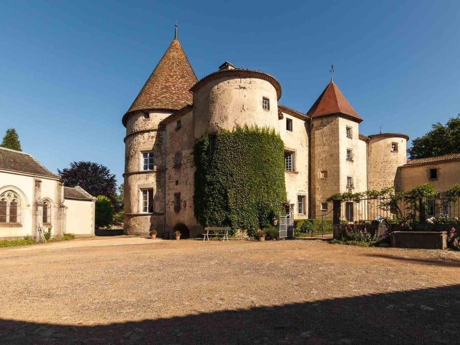 Visite guidée du Château des Martinanches, en Auvergne