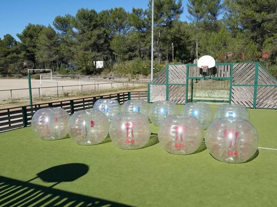 Anniversaire Bubble Foot 6-18 ans près d'Aix en Provence (13)