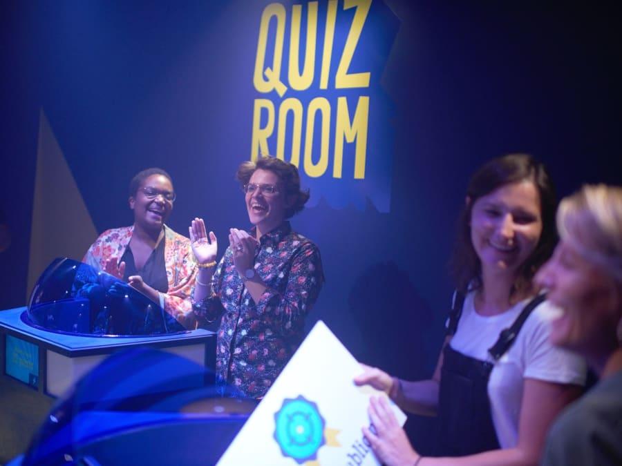 Quiz Room à Paris 6ème
