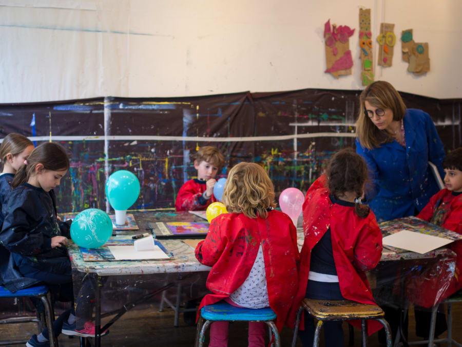 Atelier Créatif 4-12 ans à Paris 15ème