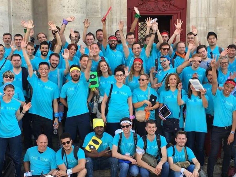 Team Building Jeu de Piste Digital dans le Marais Paris 4ème