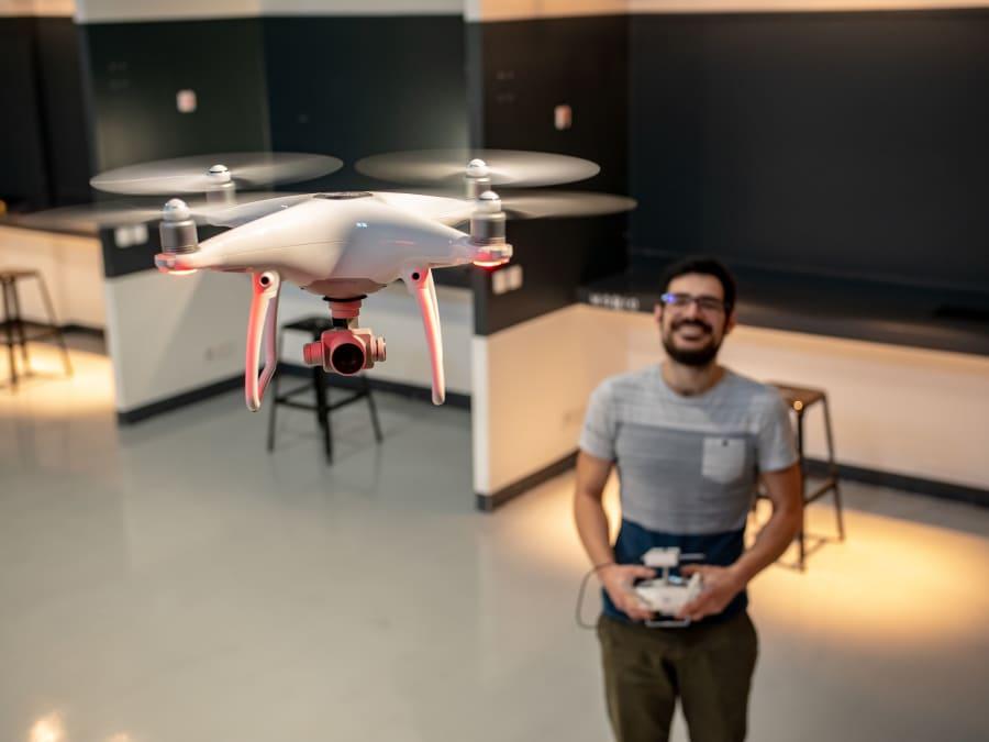 Team Building Pilotage de Drone partout en France