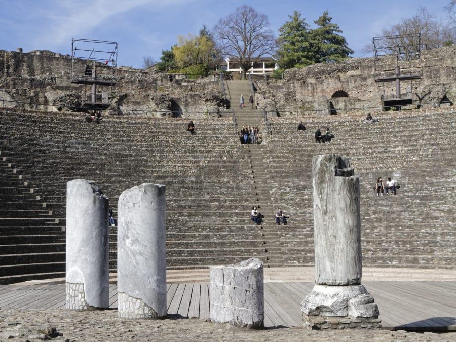 Anniversaire Jeu de Piste Gallo-Romain 8-12 ans à Lyon (69)