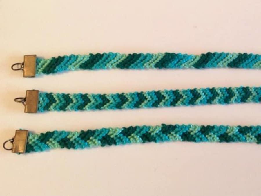 Anniversaire Création de Bracelets Brésiliens à domicile