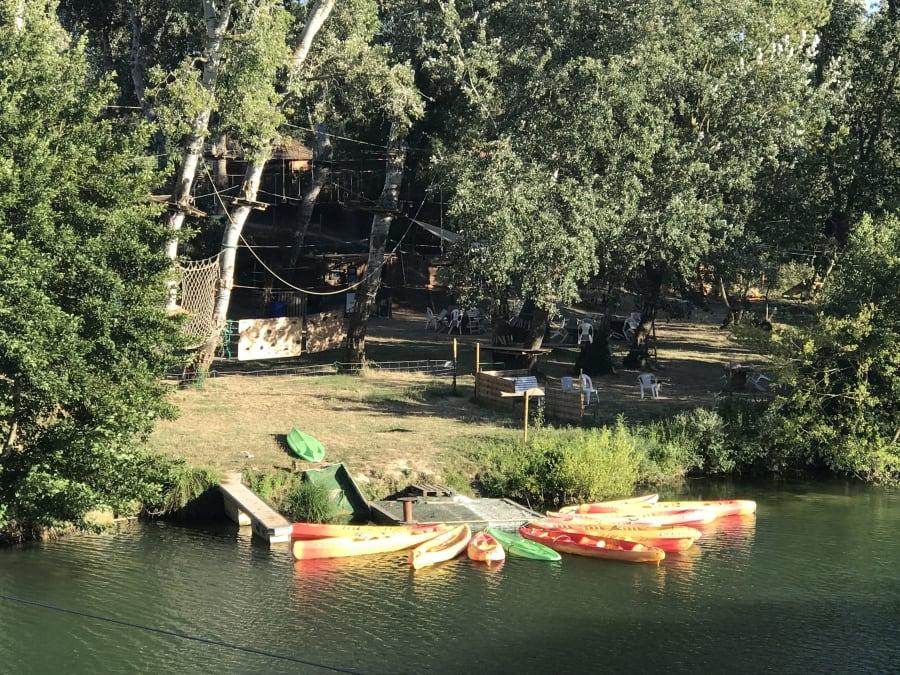Balade en Stand-Up Paddle sur le Vidourle