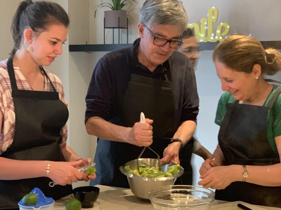 Team Building Cours de Cuisine à Neuilly-sur-Seine (92)