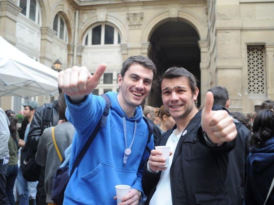 Team Building Jeu de Piste avec un Smartphone à Lille