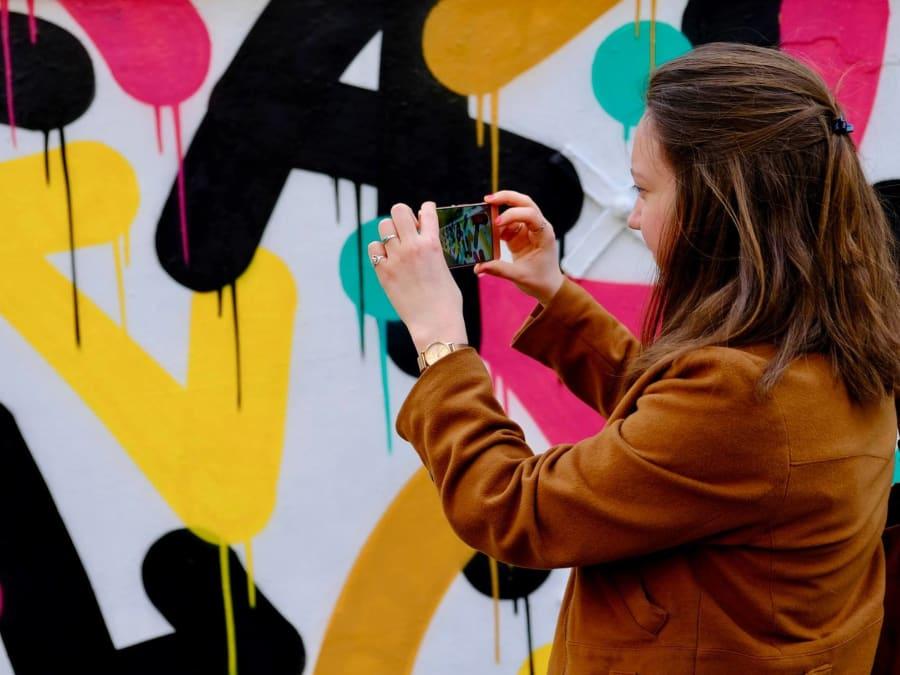 Balade Photo Street-Art à Montmartre