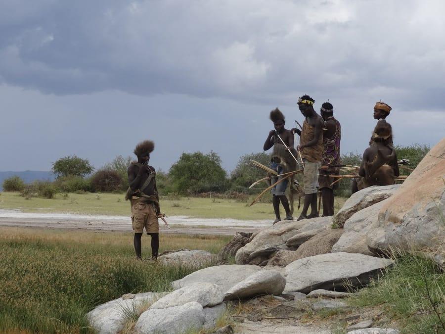 """Stage de survie """"Bushlen"""" avec les Hanzabé en Tanzanie"""