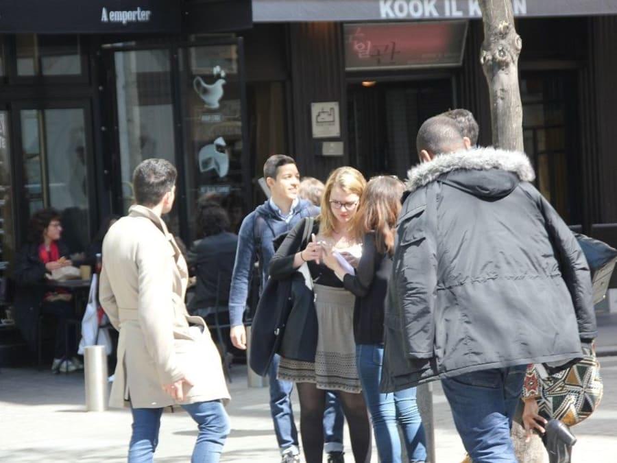 Jeu de Piste avec un Smartphone à Bordeaux