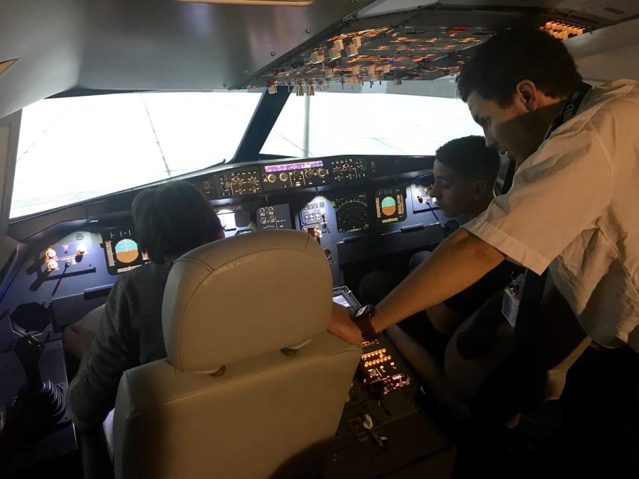 Pilot Camp - Simulateur de pilotage d'avion à Paris