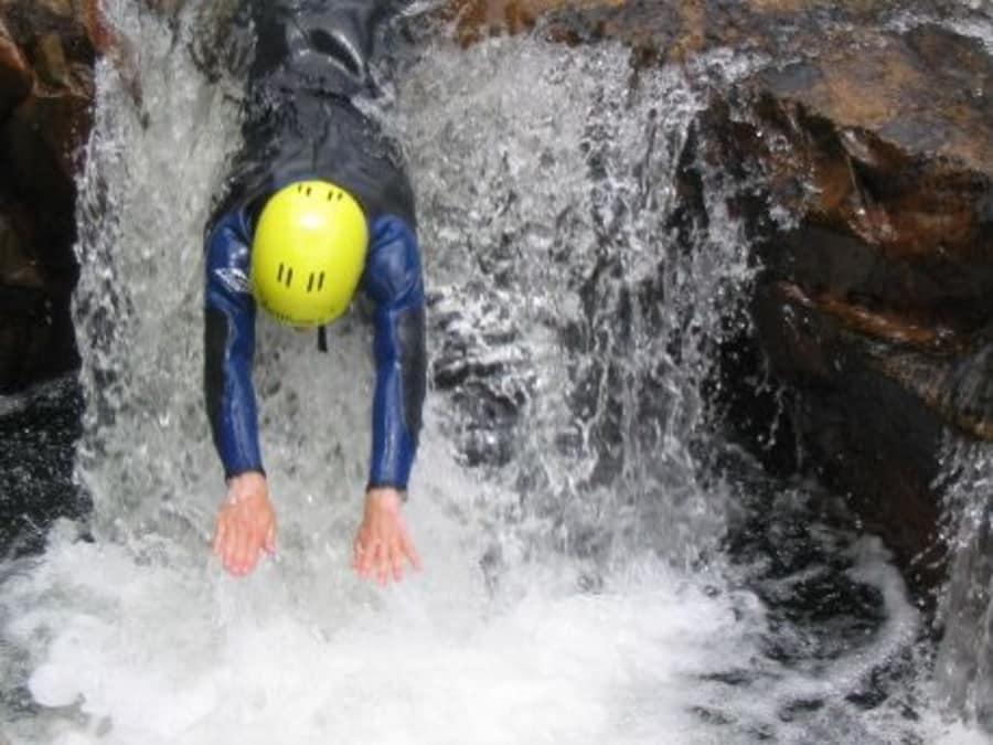 Randonnée aquatique en Haute Dourbie