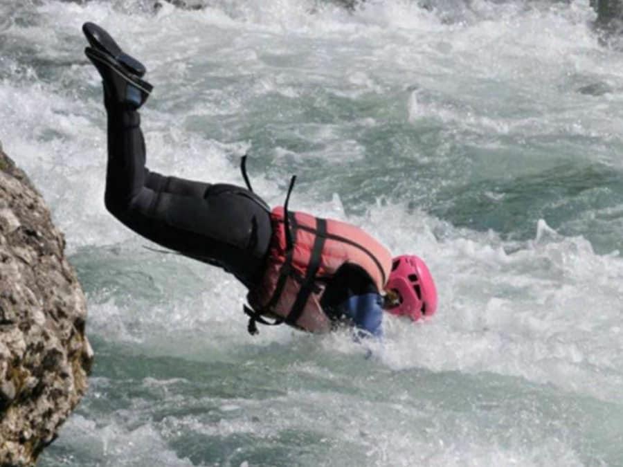 Canyoning à Morzine en Haute-Savoie (74)