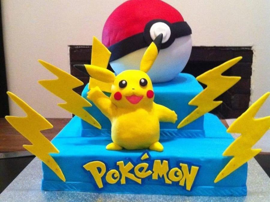 Anniversaire Pokémon 6-9 ans à domicile (IDF)