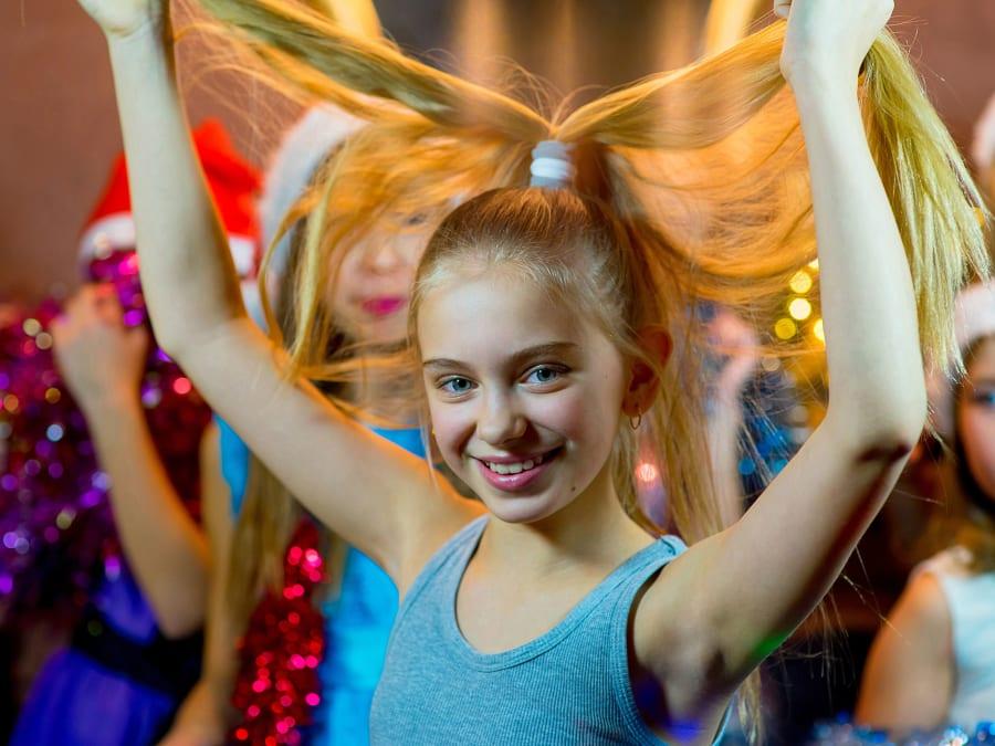 Anniversaire Mini-Boum 9-12 ans avec DJ à domicile (IDF)
