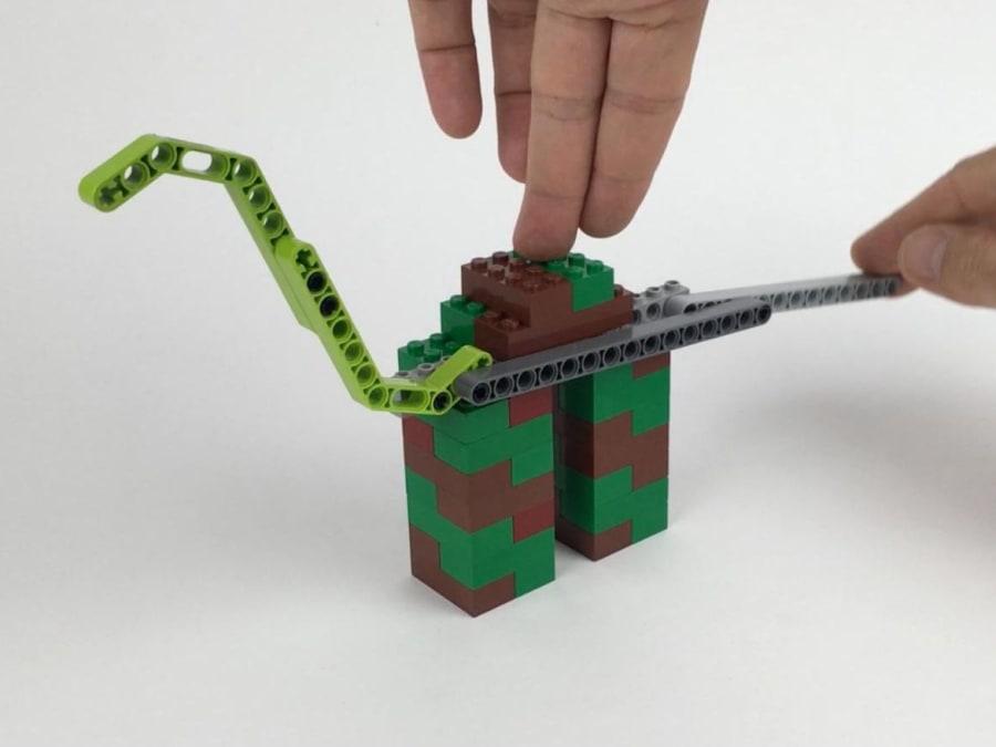 Stage LEGO® Pré-ingénierie mécanique SUPER-HÉROS® - 24/28 août