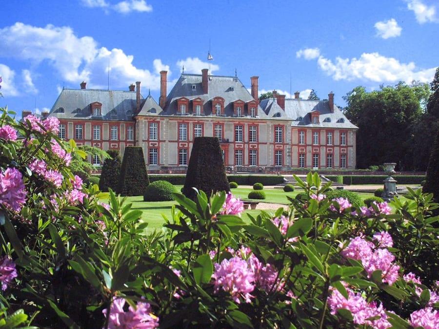 Chasse aux œufs de Pâques au Château de Breteuil