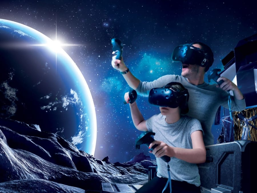 Animation Réalité Virtuelle Nomade en Nouvelle-Aquitaine