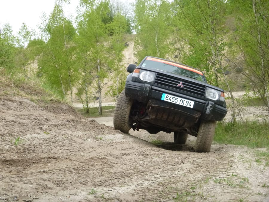 Stage Journée de pilotage 4x4 en off road près de Cahors