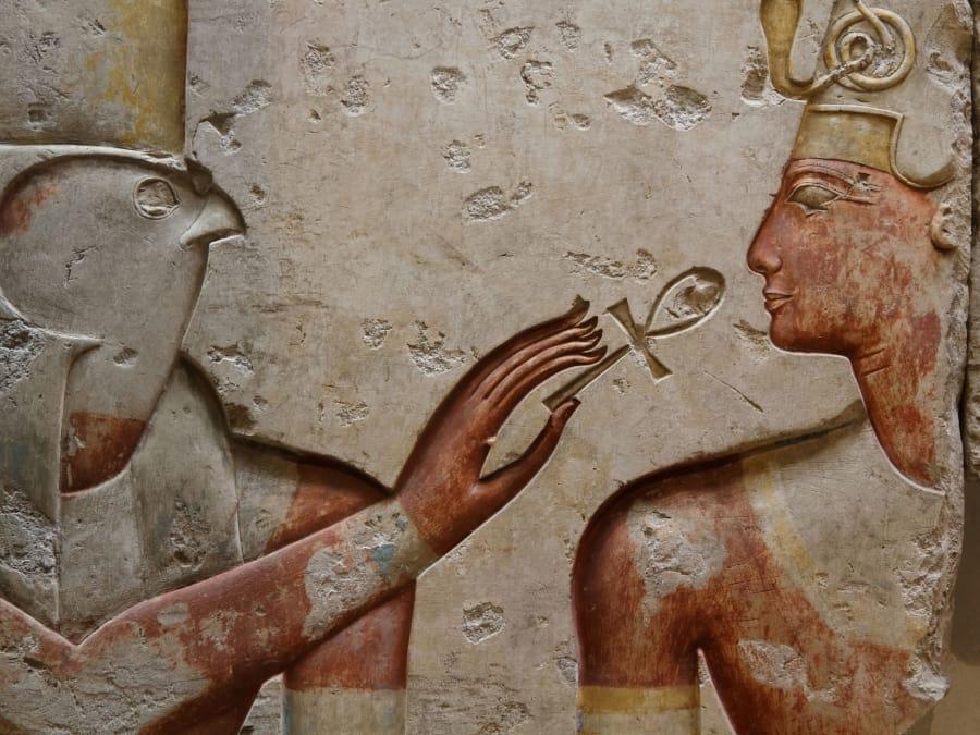 L'Egypte des Pharaons au Louvre en famille ou entre amis !