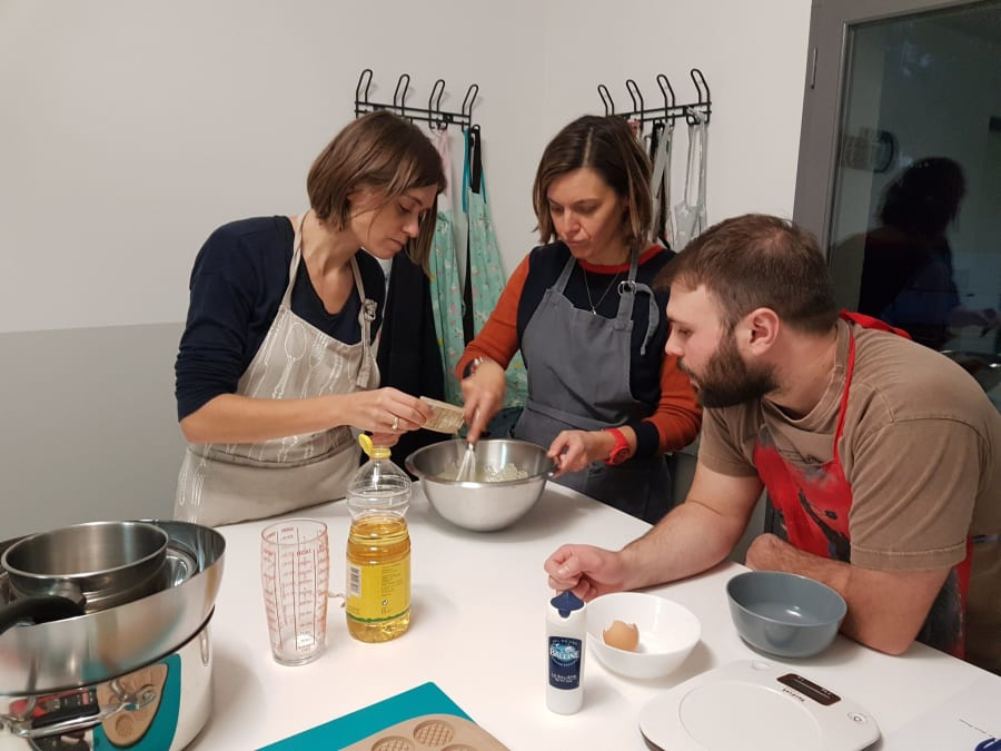 Team Building Atelier Cuisine ou Pâtisserie proche de Pau (64)