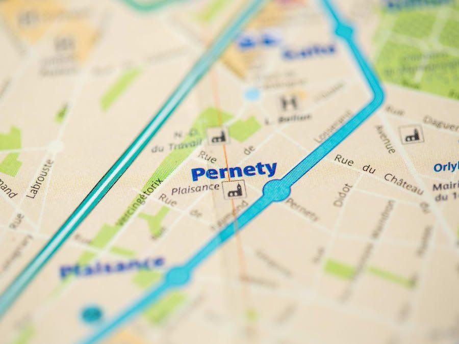 Jeu de piste privatisé à Pernety (75014)