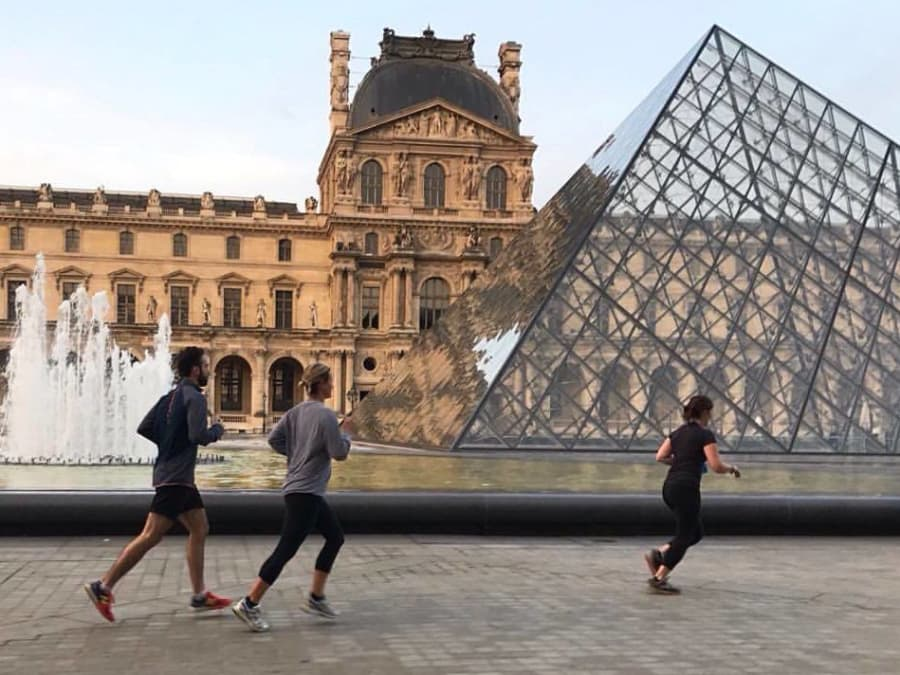 Running Tour 12 km : Paris Secret