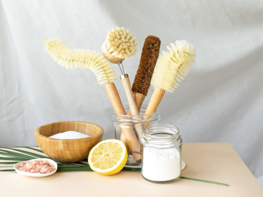Atelier DIY mes produits ménagers faits maison, Truffaut Herblay