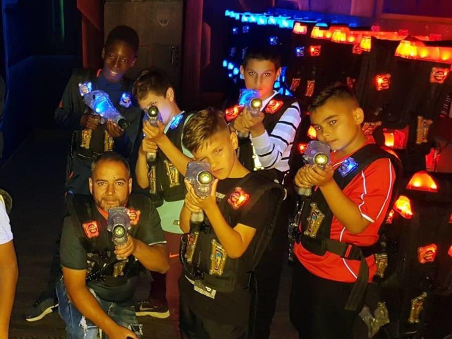Anniversaire Laser Game 9-18 ans aux Pavillons-sous-Bois (93)