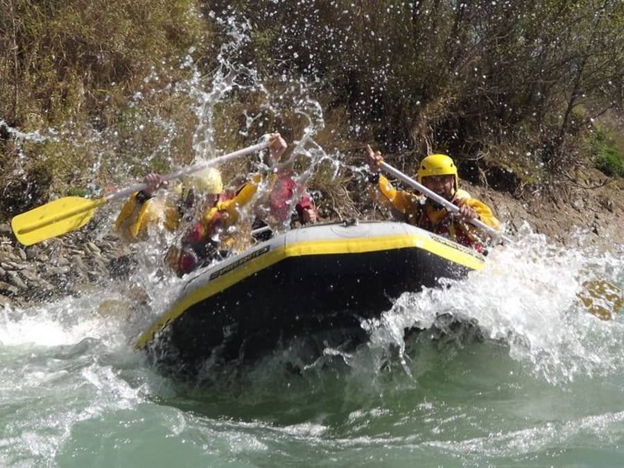 1/2 journée Rafting sur la Vésubie près de Nice (06)