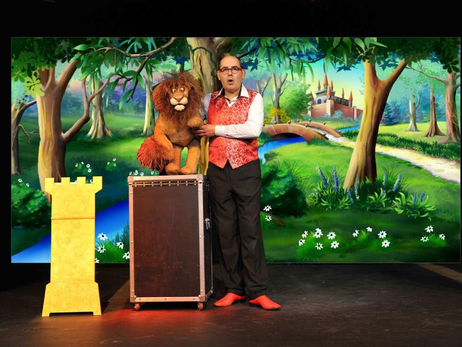 Animation entreprise Spectacle de Magie pour enfants