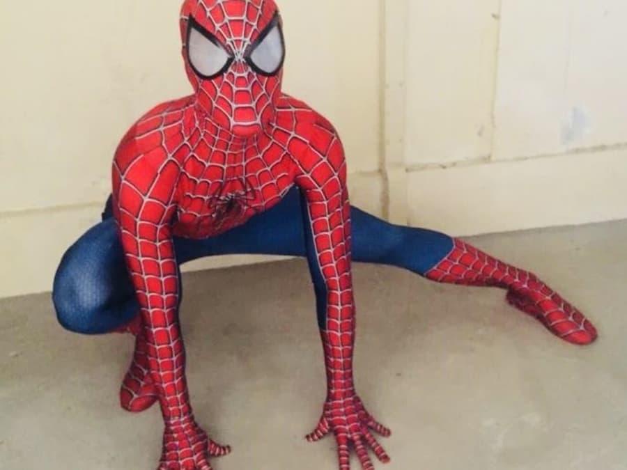 Anniversaire Spiderman 3-8 ans à domicile