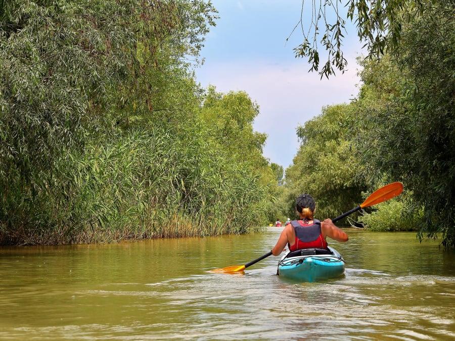 Location de Canoë Kayak sur l'Armançon (Yonne, 89)