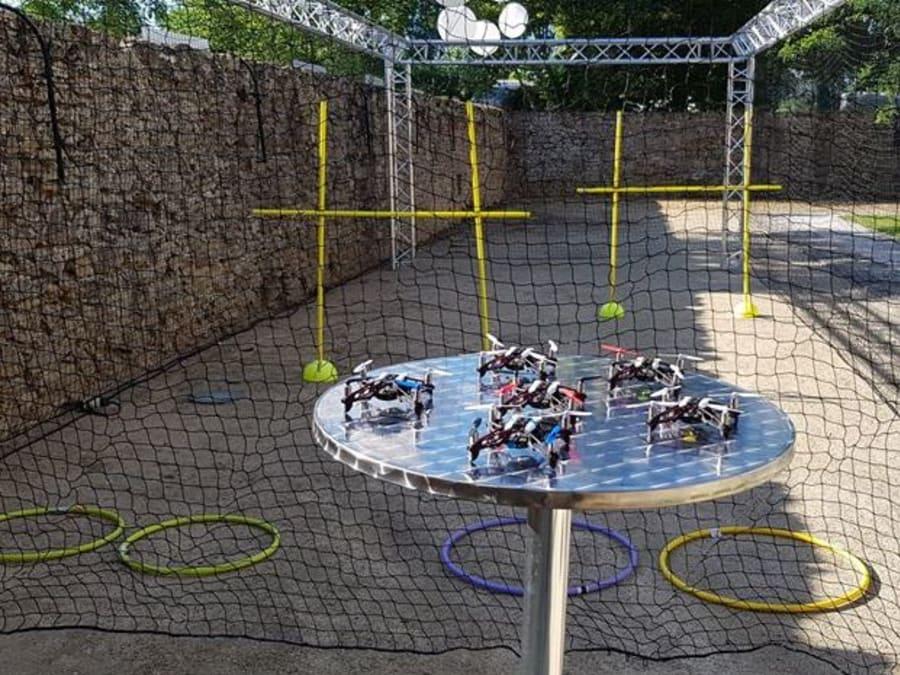 Animation Stand d'initiation aux Drones en Ile-de-France