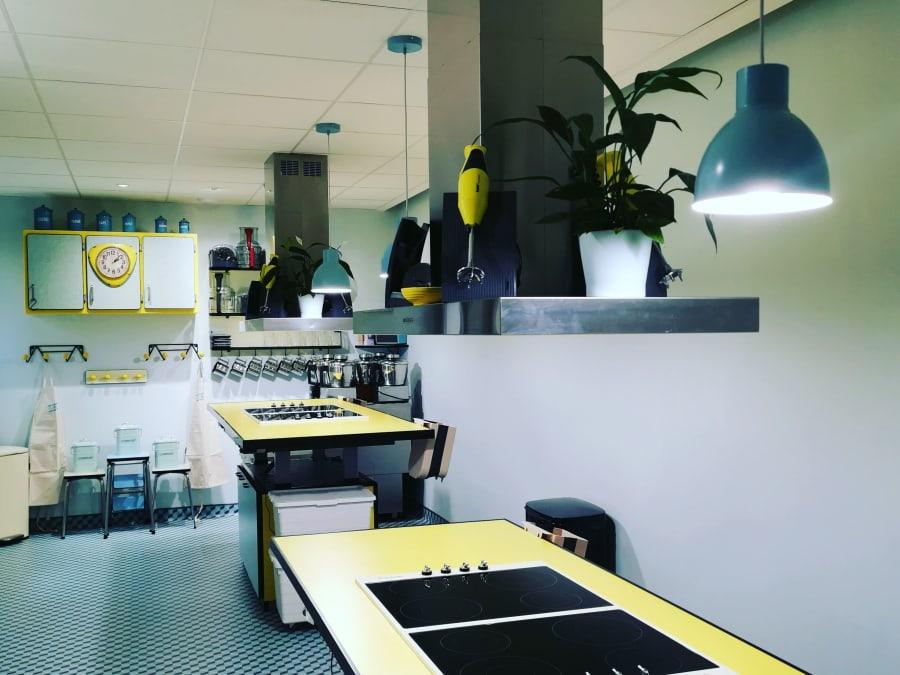 Atelier Cuisine Enfants Bio à Paris 11ème