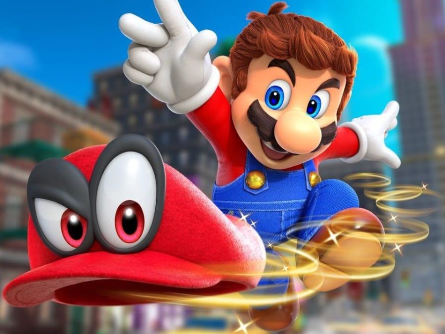 Anniversaire Super Mario 2-12 ans à domicile