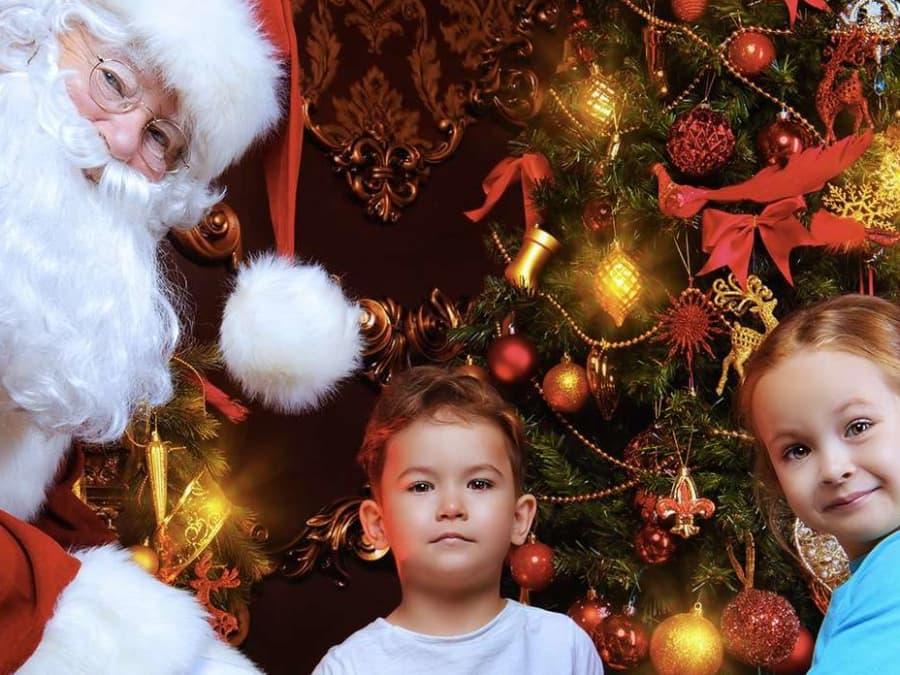 Arbre de Noël spécial Entreprise en Île-de-France