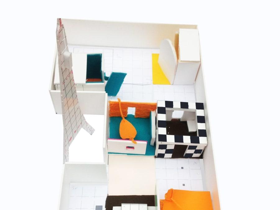Anniversaire Petits Architectes à domicile (IDF)