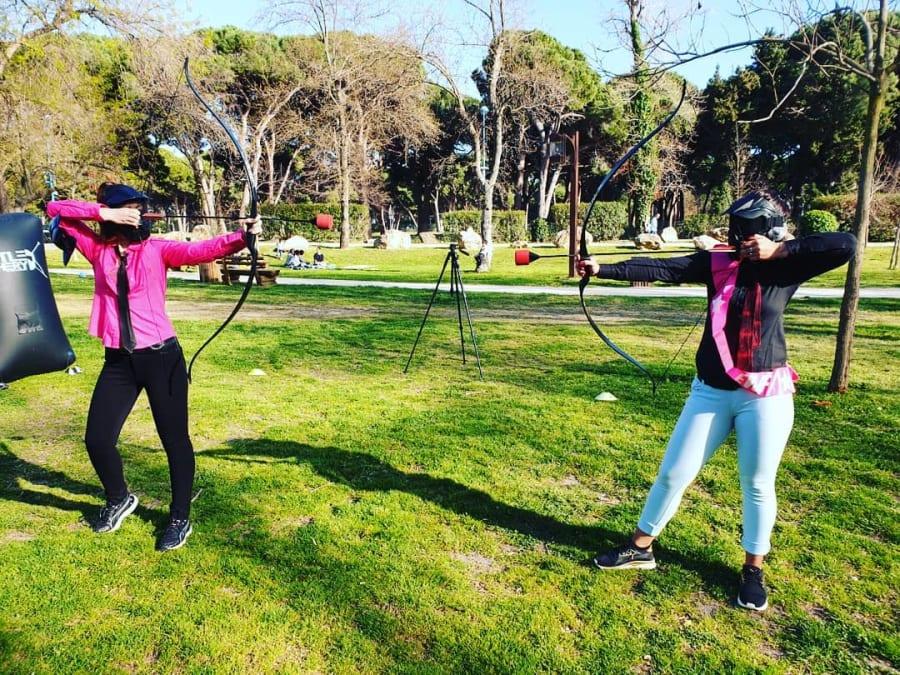 Team Building Archery Tag près de Nice (06)