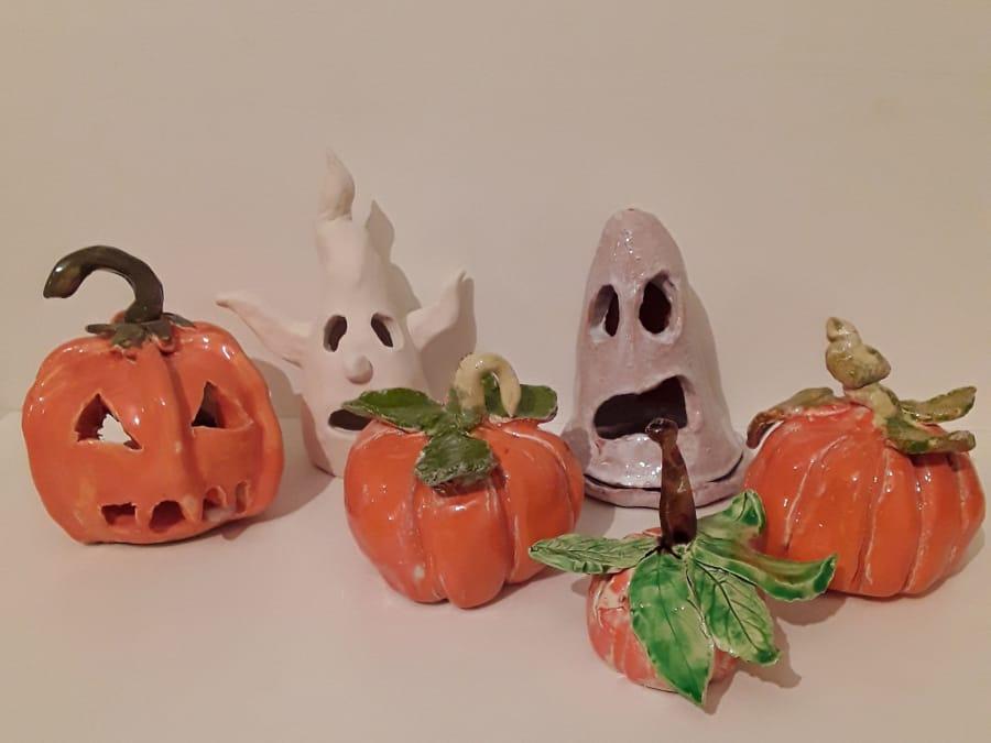 Atelier Sculpture Spécial Halloween à Maffliers (95)