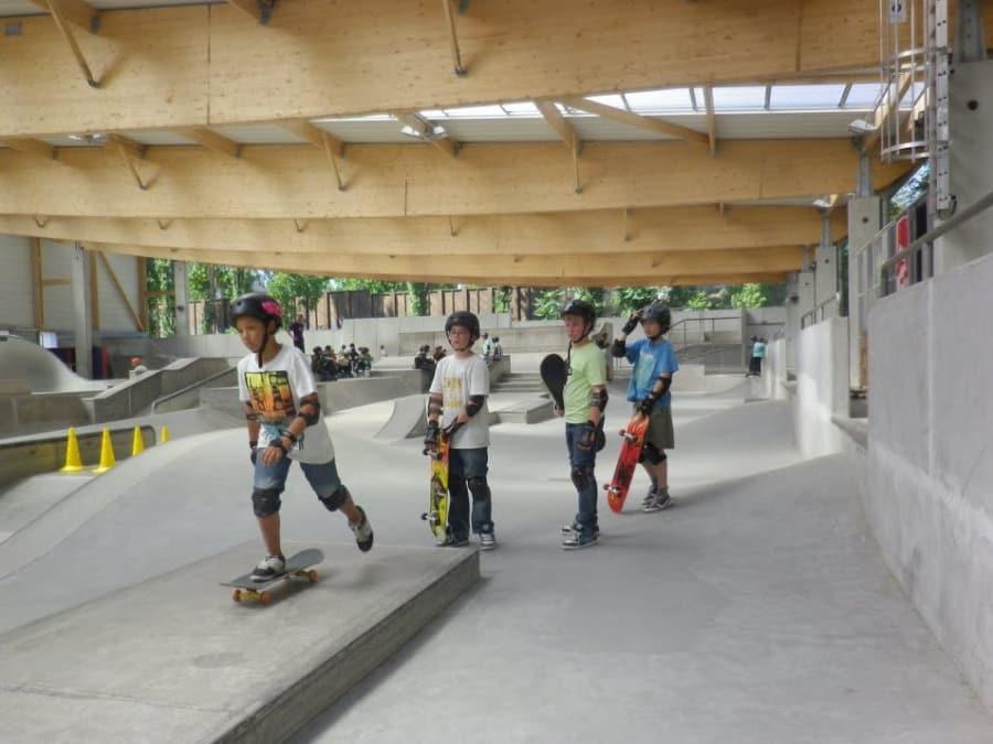 Anniversaire Skateboard 5-15 ans à Paris 14ème