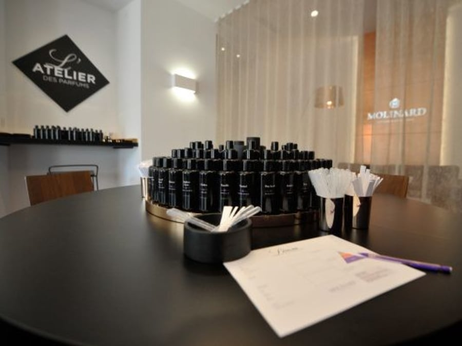 Team Building Atelier Parfum par Molinard à Nice