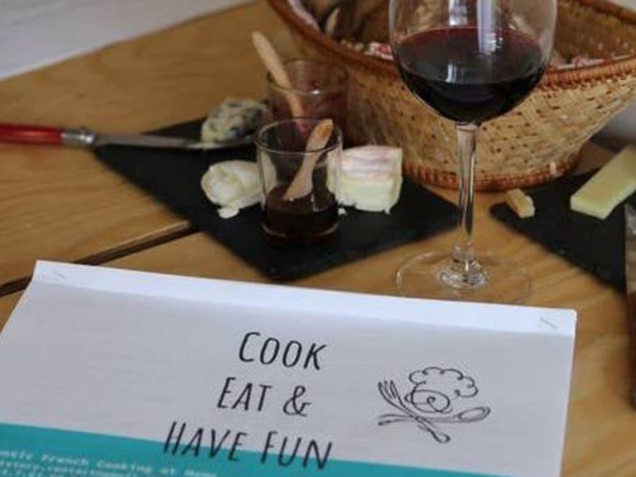 Cours de cuisine thématique en plein cœur de Bordeaux