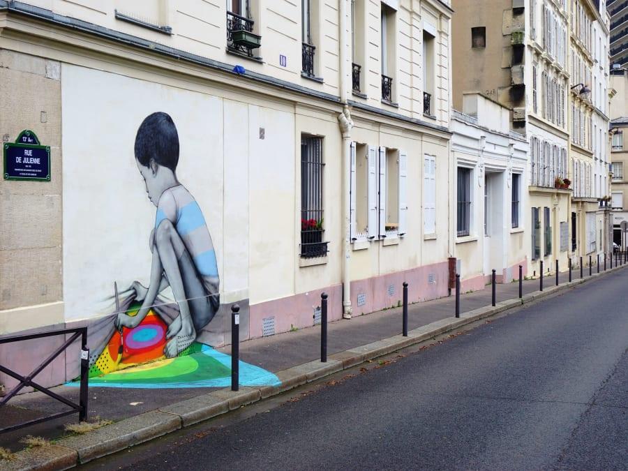 Anniversaire Jeu de Piste 6-18 ans à Paris (Butte aux Cailles)