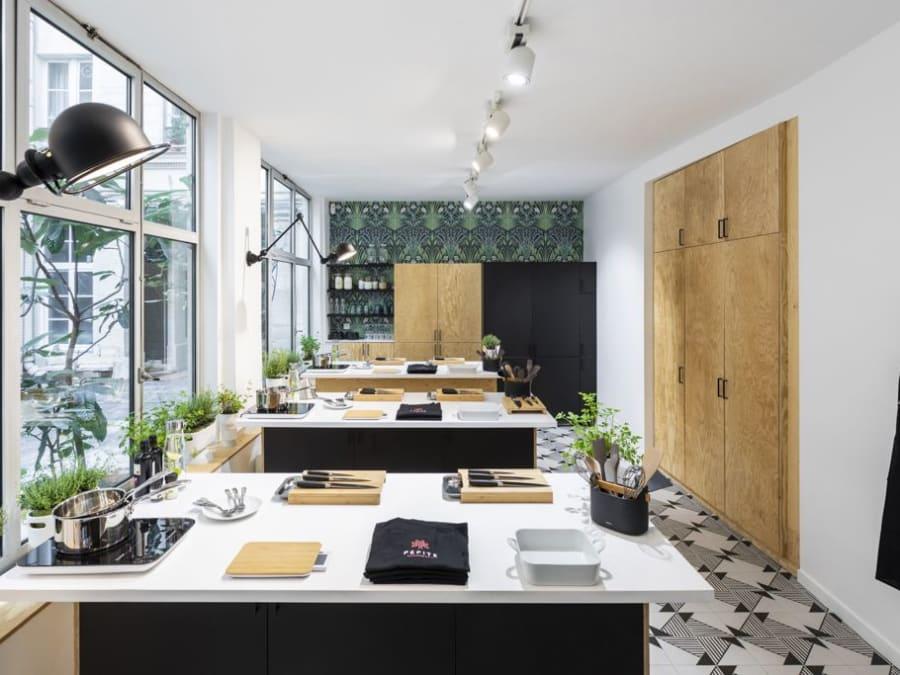 Team Building Cuisinez aux Couleurs de votre Entreprise à Paris