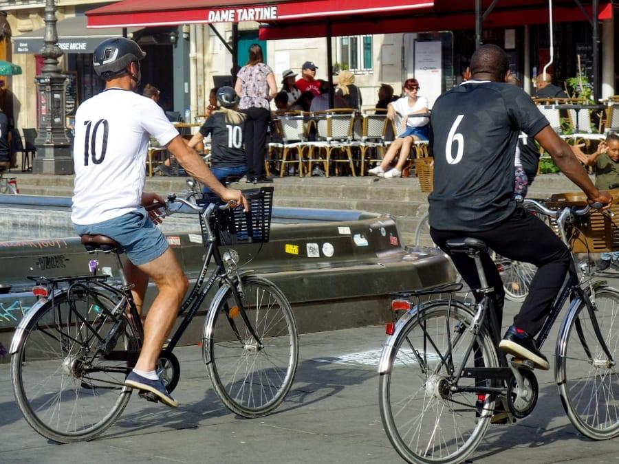 Team Building Vélo & Challenge Pétanque à Paris 3ème